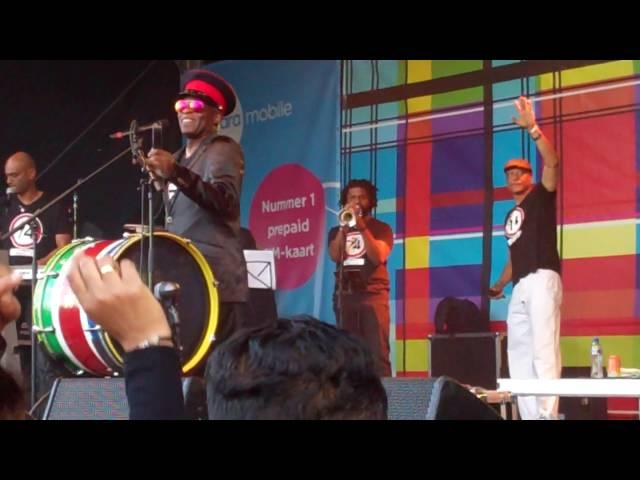 Kwaku Edgar Burgos Trafassi Tribute to Max Nijman (MAX 74)