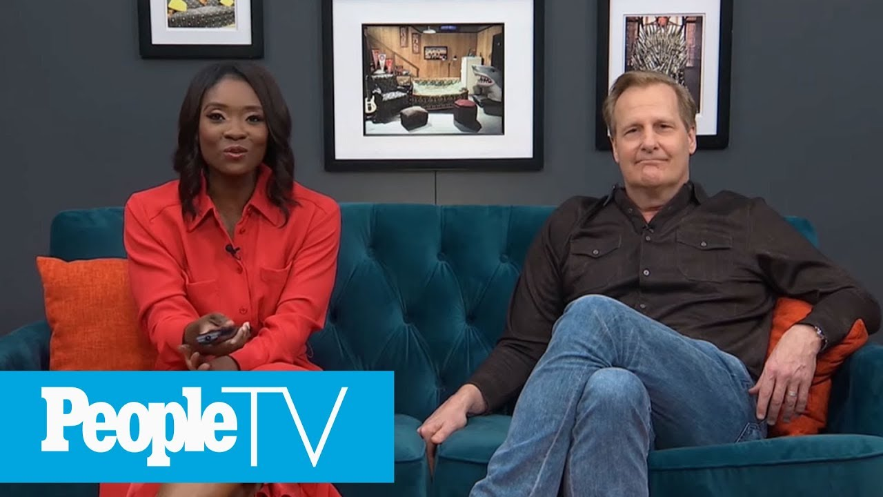 Jeff Daniels On Taking The Role In 'Dumb and Dumber' | PeopleTV