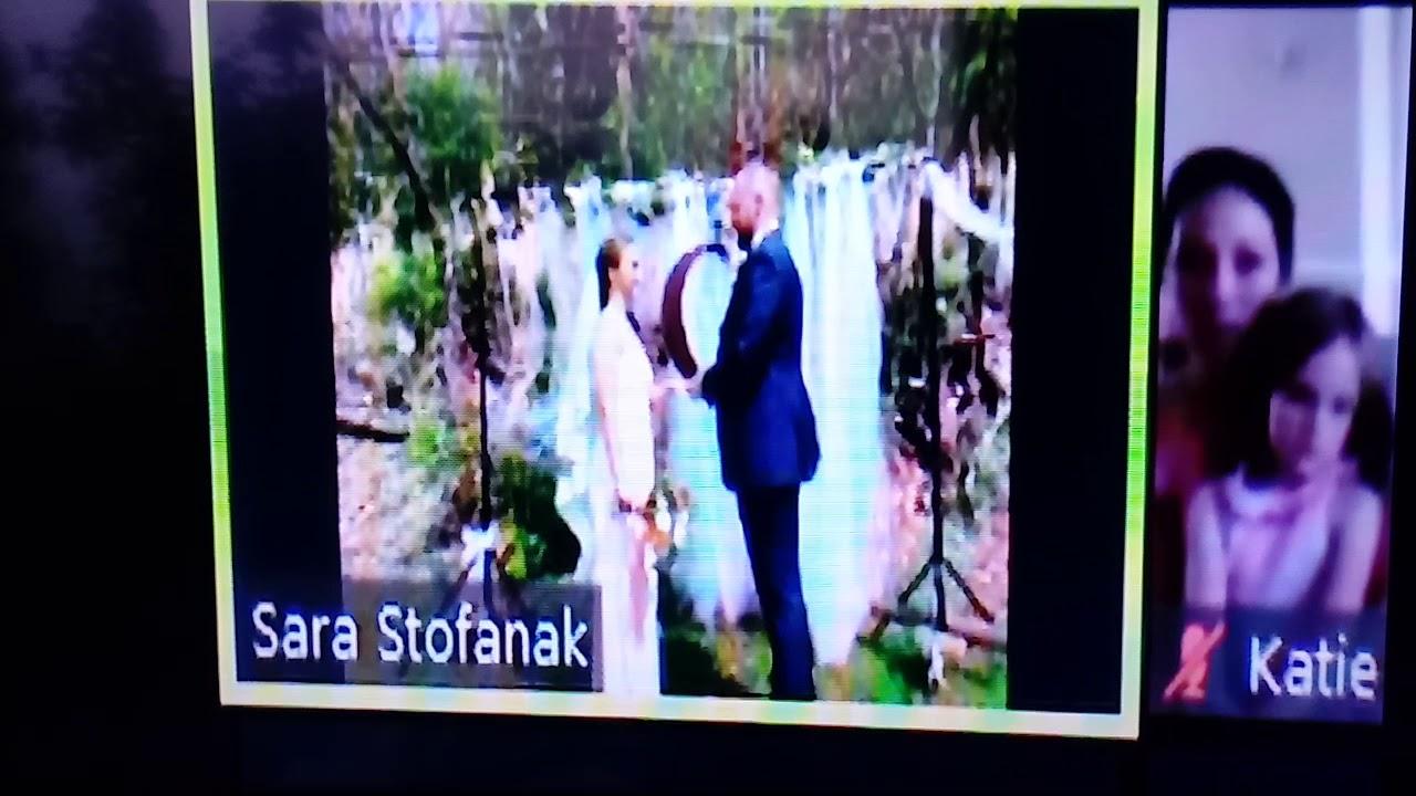 Sarah & Andrews Wedding
