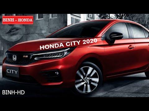 Honda City 2020 chính thức ra mắt –  Honda City 2020 nhập khẩu thái lan