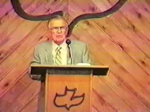 A Perplexed Pharisee In the Presence of the Saviour - Dr. J. Vernon McGee