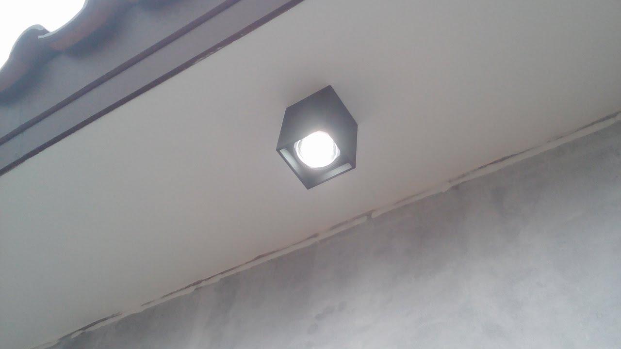 Cara Pasang Lampu Downlight Led Outbow
