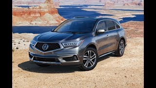 Acura MDX 2018 Car Review