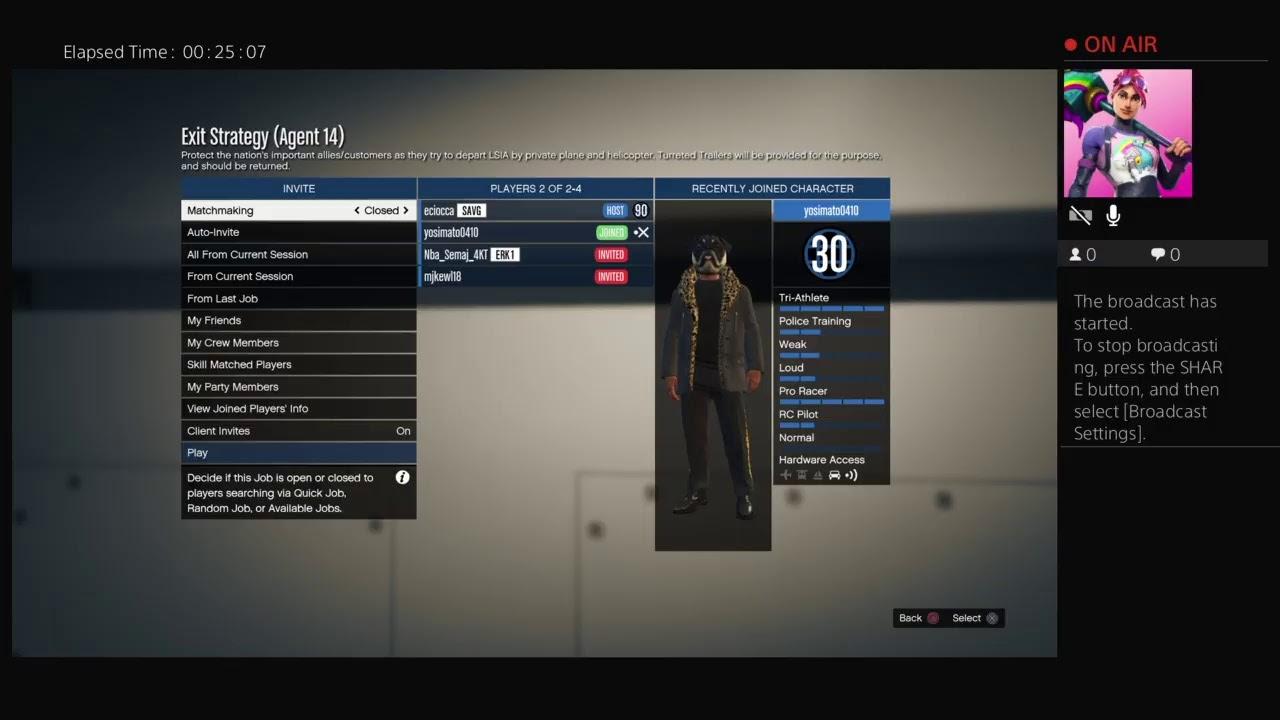 Doing bunker missions Gta5 Online