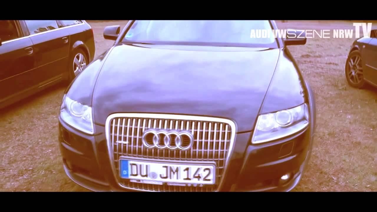 Audi Vw Szene Nrw Erster Club Abend Hd Youtube