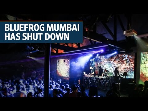 The last waltz: blueFrog Mumbai falls silent after nearly a decade