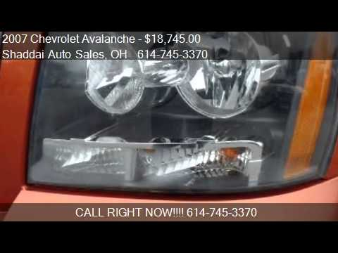 2007 Chevrolet Avalanche LTZ for sale in Whitehall, OH 43213