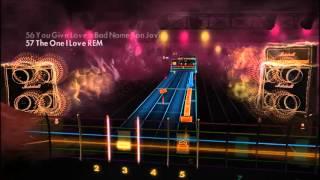 Chicago Music Exchange - 100 Riffs (Re-do) (Lead) Rocksmith 2014 CDLC