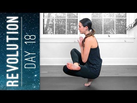 Revolution - Day 18 - Balancing Practice