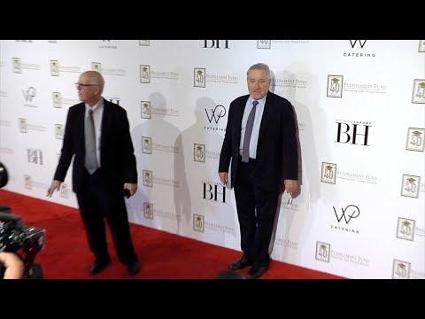 Robert De Niro 'A Legacy of Changing Lives' Gala Red Carpet