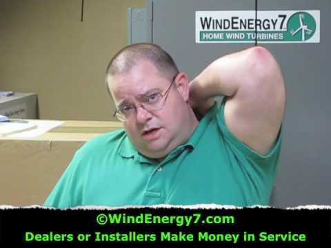 Wind Turbine Dealer 3 of 3, Small Wind Turbine Dealers