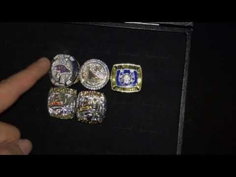 1970 Baltimore Colts Super Bowl V ring review
