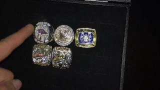 1970 Baltimore Colts Super Bowl V ring review