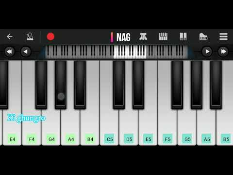 ghungroo--arijit-singh- war- notes-in-description- easy-perfect-piano-tutorial- instrumental-cover