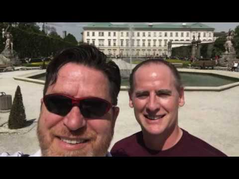 Geoff & Michael Go On The Sound Of Music Tour