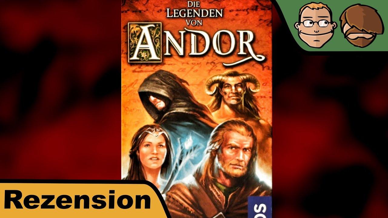 Legenden Von Andor Anleitung