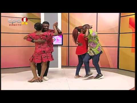 Concurso de Kizomba em Angola 2016 Winners