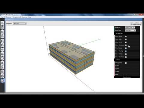 OpenStudio 1.9.0 New Features  (View Data Reporting Measure)