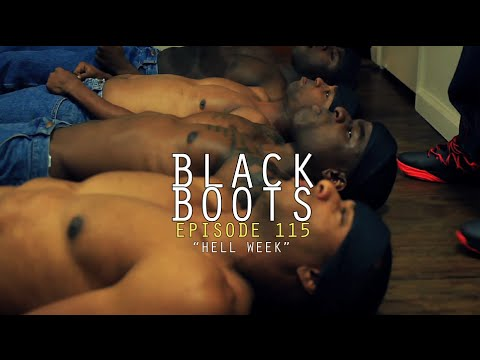 "BLACK BOOTS | Ep. 115 ""Hell Week"" + #ArtisticStandardTV | @BlackBootsTV (2015)"