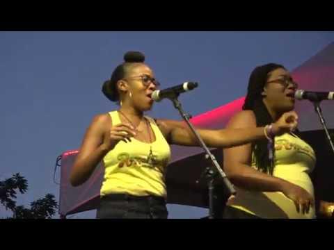 Cocoa Tea whole show Sierra Nevada World Music Festival June 23, 2018