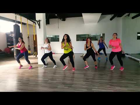 Zumba - Turn me on fuego - Astra ft Kevin Lyttle & Costi