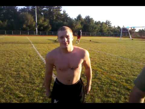 Man With No Shirt Youtube