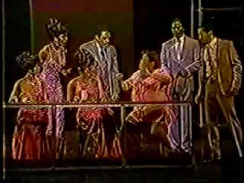 '82 Tonys--Dreamgirls