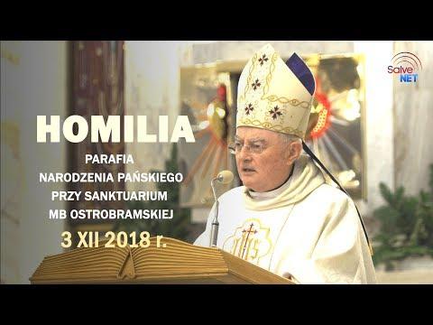 Abp Hoser SAC: W Medjugorie jest cud spowiedzi (3 XII 2018 r.)