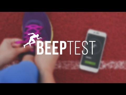 Beep Test - Official Army Fitness Test For Police And Military Trailer HD
