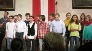 Brenna tuats guat - Hubert von Goisern im Stiftsgymnasium Seitenstetten