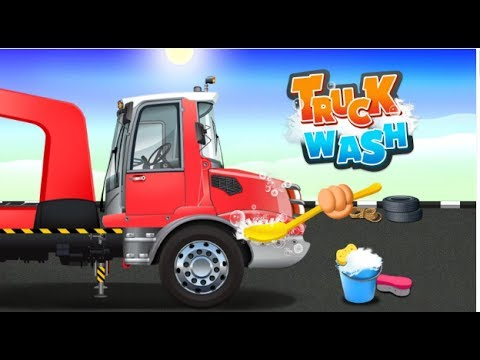 truck wash free kids game cartoon games for kids video free car games to play now