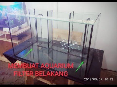 Membuat aquarium filter belakang ( part 1)