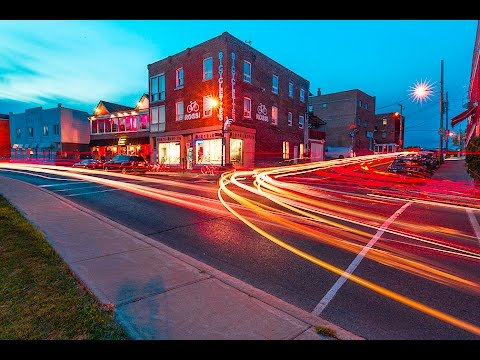 NIGHT PHOTOGRAPHY - 10 Tips For Long Exposure Photography Light Trails