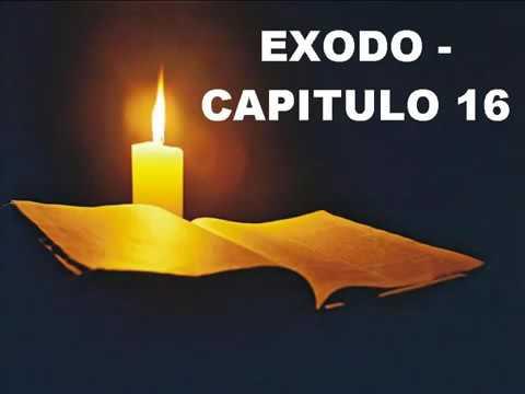EXODO CAPITULO 16   LA BIBLIA HABLADA  ...