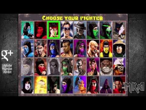 Mortal Kombat 2 Lost Secrets 0.2 by Master :3 (FIXED LINK OCT 2017)