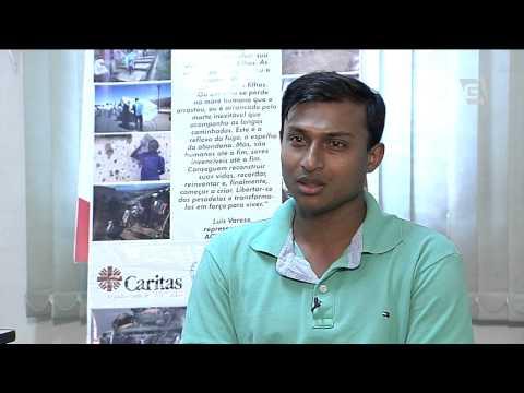 Jornal da Gazeta - Imigrantes de Bangladesh procuram refúgio no Brasil (24/03/14)