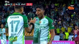 Nacional 2 - 1 Tolima - Vuelta de cuartos | Win Sports