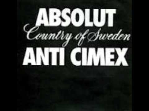 Anti Cimex   Absolut Country Of Sweden (FULL ALBUM)