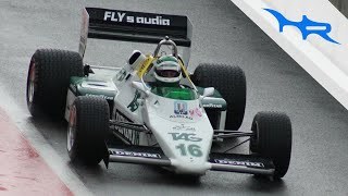FIA Historic Formula 1 Masters at Spa (24 Minutes of Pure F1 Sounds by HistoricRacingHD)