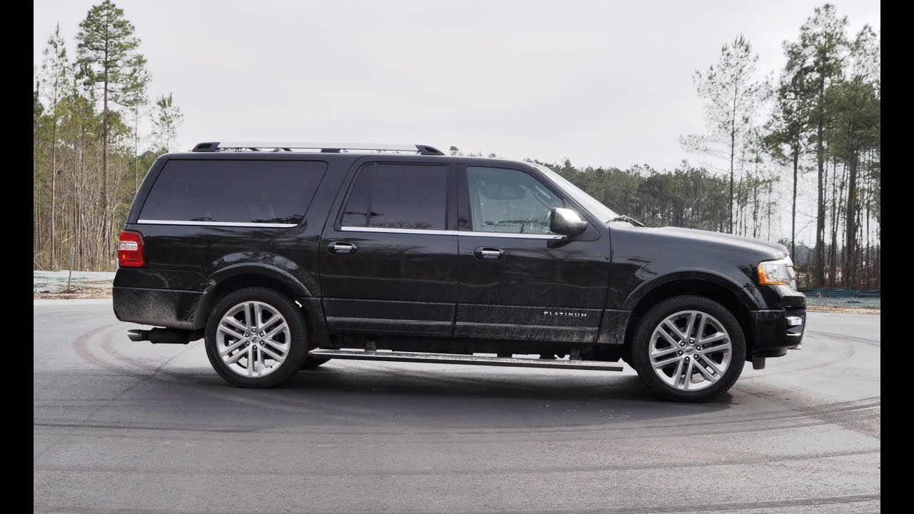 launch brief 2015 ford expedition ecoboost 0 90mph youtube. Black Bedroom Furniture Sets. Home Design Ideas