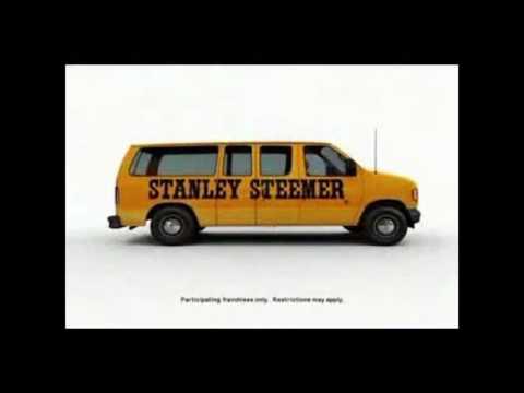 Stanley Steamer Jingle For 10 HOURS STRAIGHT!