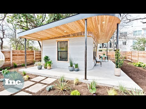 Icon's Technology Can 3D Print Entire Houses. Its CEO Hopes It Will Solve Homelessness | Inc.