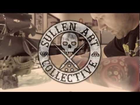 Sullen Art Collective Promo