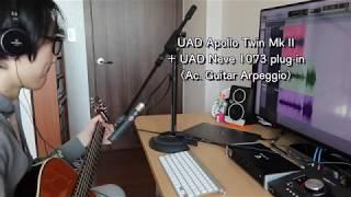 Audio-Digital Converter comparision 1. Apogee Element 24 Arp : 00:0...