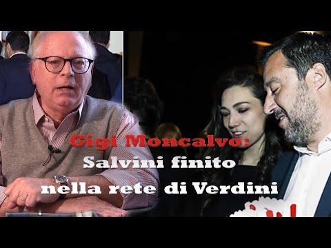 Gigi Moncalvo: Verdini, Signorini e Salvini, e la trappola del gossip