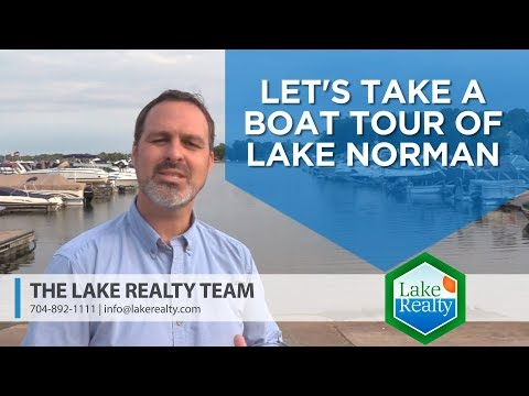 Lake Norman Real Estate: Boat Tour