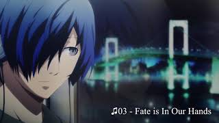 「Persona 3 - Movie #1」 / OST 1 Hour Music