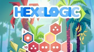 Hexologic - Level 1-15 Gameplay Walkthrough (PC/IOS/Android)