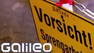 Sprengreinigung | Galileo