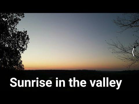 Rising like the Sun - A North Dakota Sunrise